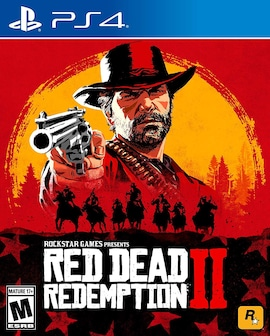 PS4 RED DEAD REDEMPTION 2 R3 CHN/ENG (Physical)