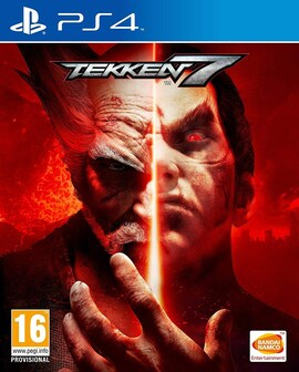 PS4 TEKKEN 7 STANDARD EDITION ALL (Physical)
