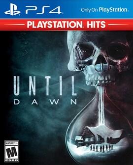 PS4 Until Dawn Hits