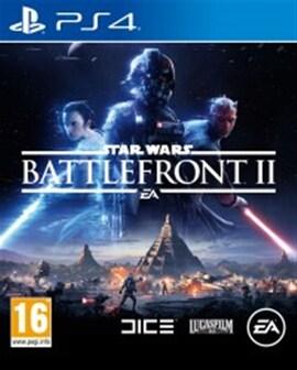 Star Wars Battlefront ll PS4