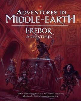 Adventures in Middle Earth Erebor Adventures