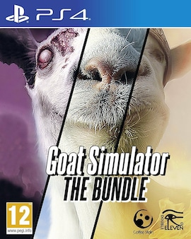 Goat Simulator: The Bundle PS4 Hard copy Brand new & Sealed PS4 Gaming