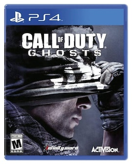PS4 Call Of Duty Ghost (ENG) Physical