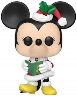 Funko POP Disney Myszka Minnie Boże Narodzenie 613