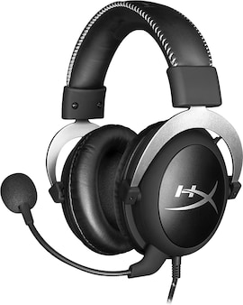 HyperX Cloud Pro Gaming Headset (Xbox One/PC) Silver/Black