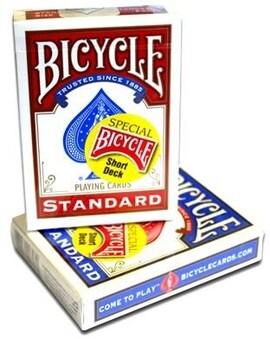 Bicycle Gaff Short Deck (29855)