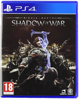 PS4 Middle Earth Shadow of War  (ENG) Physical