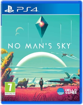 PS4 NO MAN SKY ENGLISH VERSION