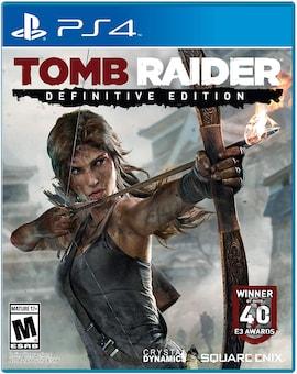 PS4 Tomb Raider Definitive Edition (R2)