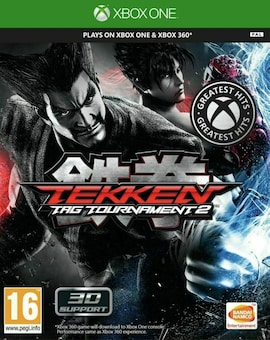 Tekken Tag Tournament 2 Xbox One Compatible x360 hard copy Brand new & Sealed Xbox One Gaming