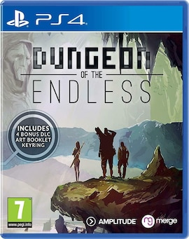 Dungeon Of The Endless PS4 (Sony PlayStation 4, 2020) Brand New - Physical Disk