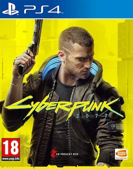 Cyberpunk 2077 - PS4 - HARDCOPY - BRAND NEW & SEALED (PS4, PS5) Gaming
