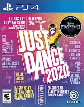 PS4 JUST DANCE 2020 R3 CHN/ENG (Physical)