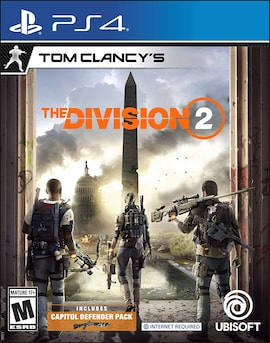 PS4 TOM CLANCY'S THE DIVISION 2 R2 ENG