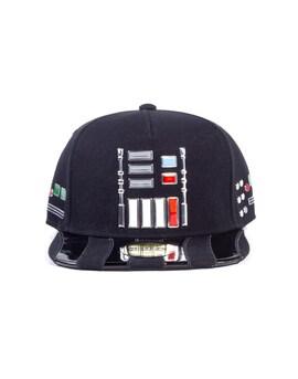 Czapka - Star Wars - Darth Vader Buttons Snapback Cap