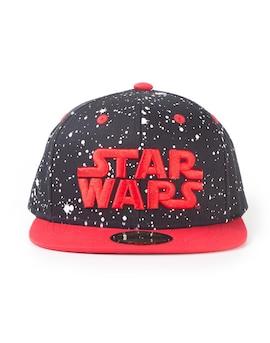 Czapka - Star Wars - Red Space Snapback