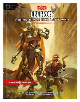 Dungeons & Dragons RPG - Eberron: Rising From the Last War