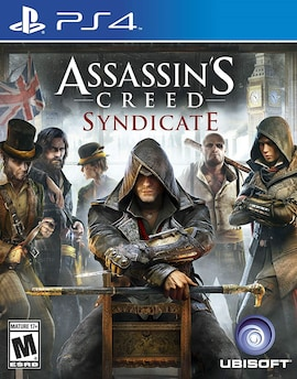 PS4 Assassin's Creed Syndicate (R2 ENG) Physical