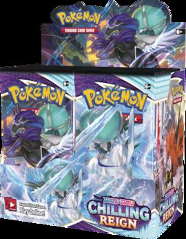 Pokémon TCG: Chilling Reign Booster Box (36)