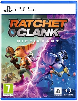 Ratchet & Clank: Rift Apart (PS5)  Pre order (PS5) Gaming