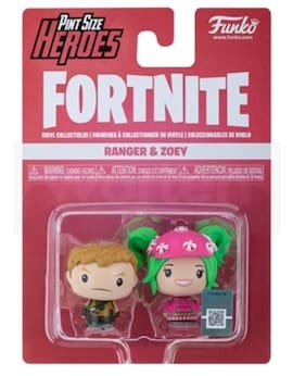 Funko PSH Fortnite 2pak Ranger & Zoey