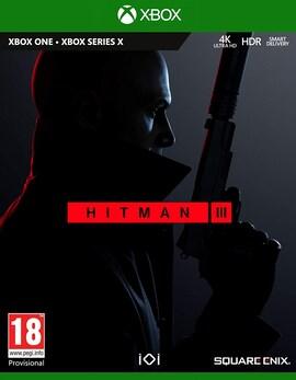 Hitman 3 Xbox Series X Hardcopy Brand new & Sealed Xbox Series X Gaming