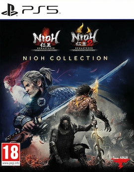 Nioh Collection PS5 - Hardcopy - Brand new & Sealed with Free 24 Hour Delivery (PS5) Gaming