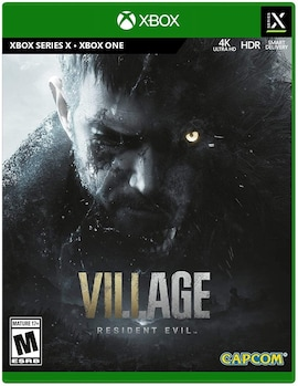 Resident Evil Village - Xbox Series X Standard Edition (Xbox One, Series X/S) Gaming