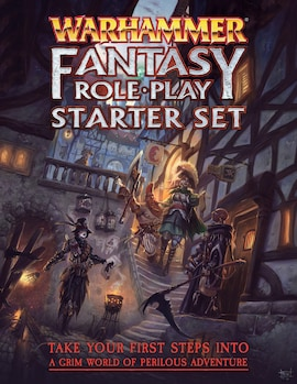 Warhammer Fantasy Roleplay 4th Edition Starter Set - EN