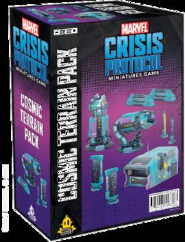 Marvel Crisis Protocol: Cosmic Terrain Pack