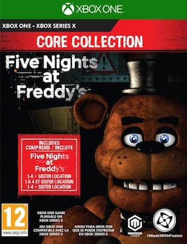 Five Nights at Freddy's - Core Collection Xbox Series X Hard copy Brand new & Sealed Xbox One Gaming