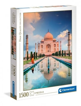 Clementoni Puzzle 1500 elementów Taj Mahal