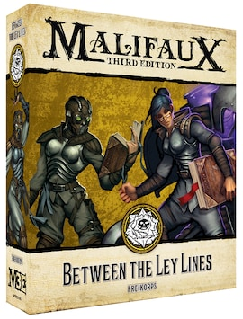 Malifaux 3rd Edition - Between the Ley-Lines