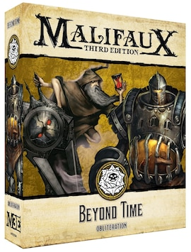 Malifaux 3rd Edition - Beyond Time