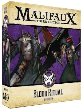 Malifaux 3rd Edition - Blood Ritual