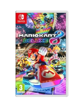 Mario Kart Deluxe 8 Nintendo Switch Hardcopy Brand new & Sealed Nintendo Switch Gaming