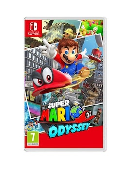Super Mario Odyssey Nintendo Switch Brand new & Sealed Nintendo Switch Gaming