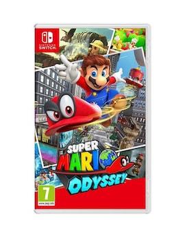 Super Mario Odyssey Nintendo Switch Brand new & Sealed Nintendo Switch Gaming
