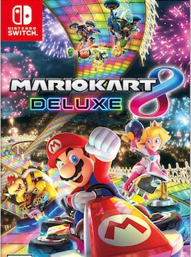 Mario kart 8 Deluxe (Nintendo Switch) - Nintendo KEY - GLOBAL