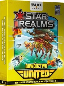 Star Realms: United - Dowództwo