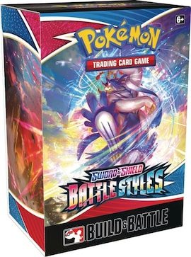 Pokemon TCG: Battle Styles Build & Battle Kit