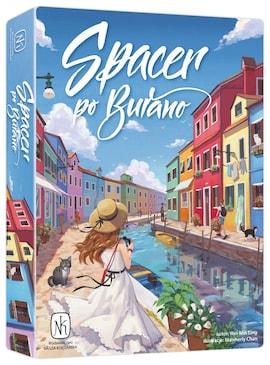 Spacer po Burano