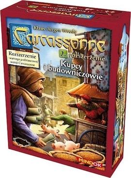 Carcassonne 2. Kupcy i Budowniczowie (druga edycja)
