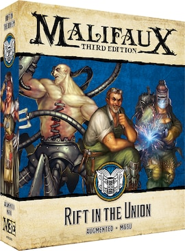 Malifaux 3rd Edition - Rift in the Union