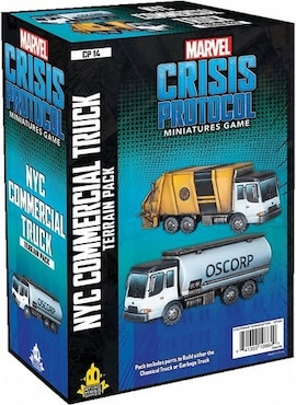 Marvel Crisis Protocol: NYC Commercial Truck