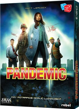 Pandemic (Pandemia) edycja polska