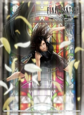 Final Fantasy TCG - VII Advent Children Tifa Koszulki (67x92 mm)