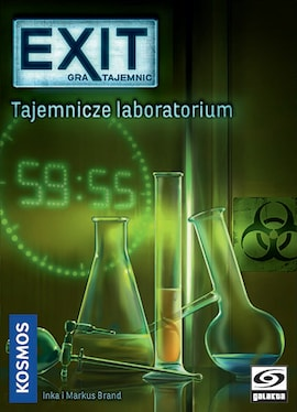 EXIT Tajemnicze Laboratorium