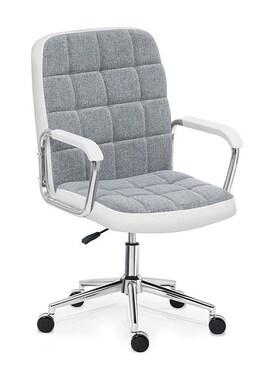 Fotel Biurowy Obrotowy Markadler Future 4.0 Grey Mesh