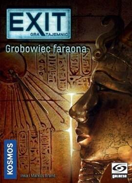 Galakta Gra EXIT: Grobowiec Faraona